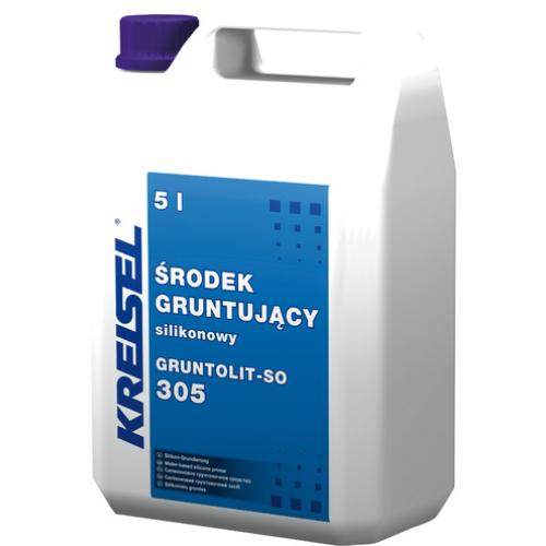 Грунтовка под силиконовые краски GRUNTOLIT-SO 305 Kreisel